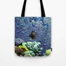 Beautifully Ugly Brown Fish Tote Bag