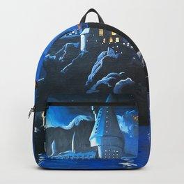 Gogwarts Backpack