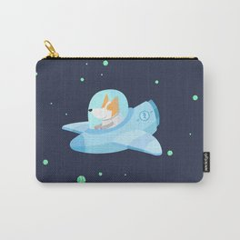 Space corgi Carry-All Pouch