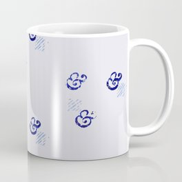Baskerville Ampersand Coffee Mug