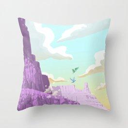 Thelma & Louise Throw Pillow