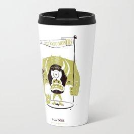 O is for Ogre Travel Mug