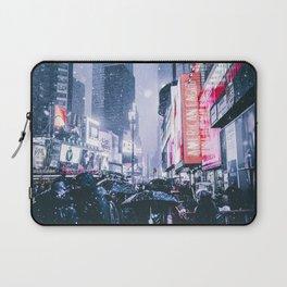 NYC Neon Winter Laptop Sleeve