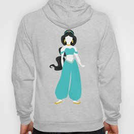 Jasmine from Aladdin Disney Princess Hoody