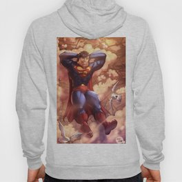 Superman (The Man of Steel ) Day Off Hoody