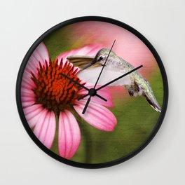 Summer Grace Wall Clock