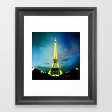 J'aime Paris! Framed Art Print