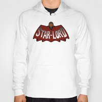 star lord Hoodies featuring Star Lord logo by Buby87