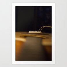 LUNA Song GC 6 Art Print