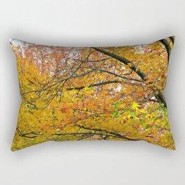 Autumnal Bliss Rectangular Pillow