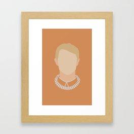 2 John Watson Framed Art Print