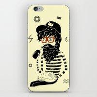 dreamer iPhone & iPod Skins featuring Dreamer by Anya Volk