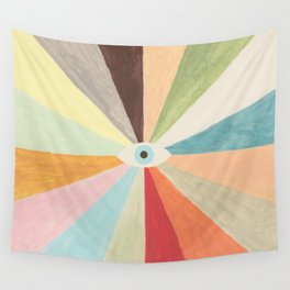 Big Brother - Colors Wall Tapestry