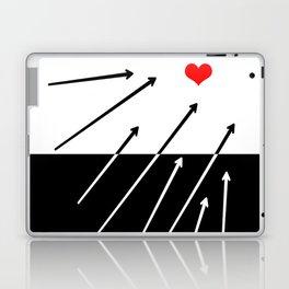 heart. Laptop & iPad Skin