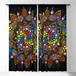 The Alchemy of Unity Blackout Curtain