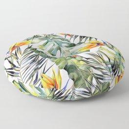 TROPICAL GARDEN Floor Pillow