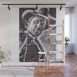 Justified - Timothy Olyphant Wall Mural