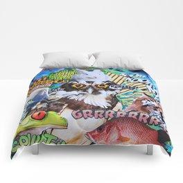Rrraaar! Comforters