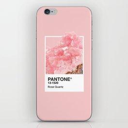 Pantone Series – Rose Quartz iPhone Skin