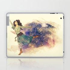 Dance on my own feet Laptop & iPad Skin