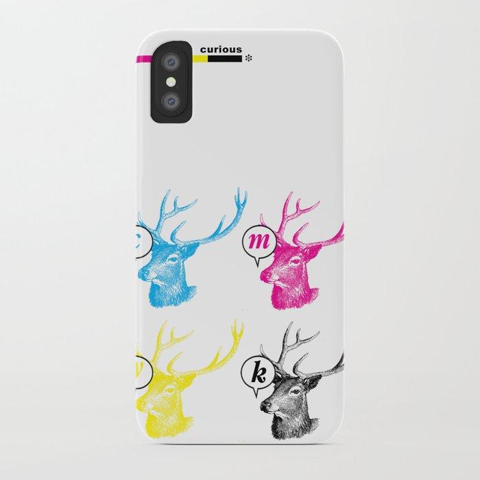 Unnatural Colors iPhone Case