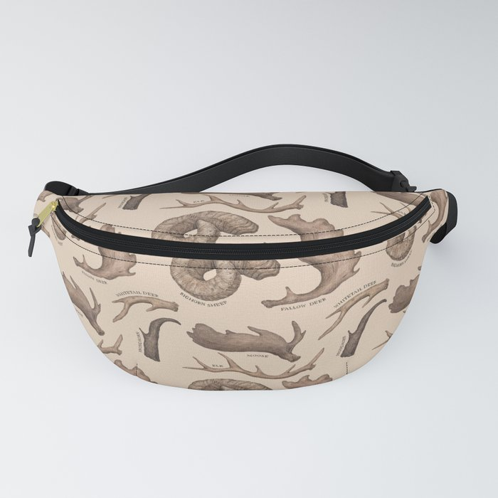 Antlers Fanny Pack