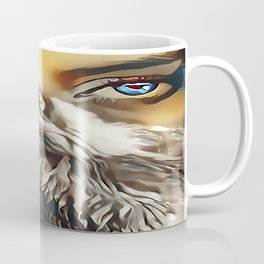 Spirit Of The Wolf Coffee Mug
