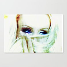 Danae Canvas Print