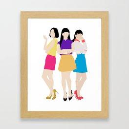 PRFM#2 Framed Art Print