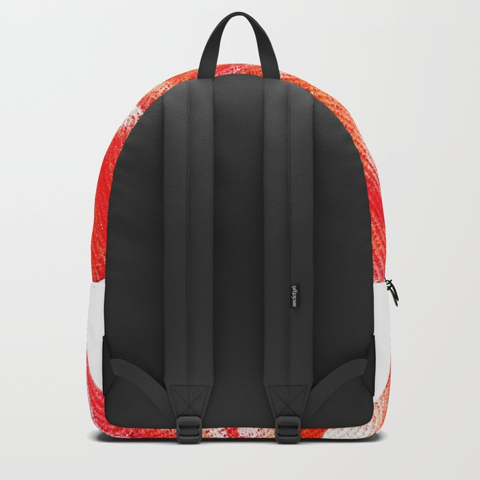 Peach Plum Dreams Backpack