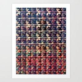 Lb. Art Print