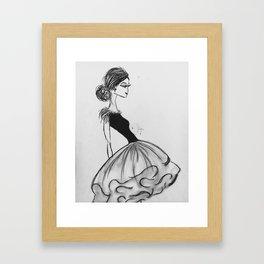 Sketch 2 Framed Art Print