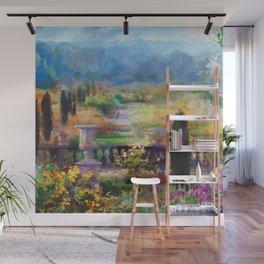 Italian Garden Wall Mural