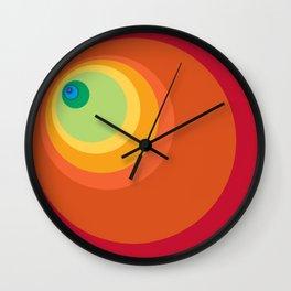 Tunnel Vision Wall Clock