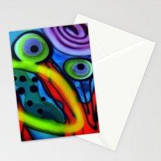 Soul Fire Stationery Cards