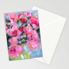Petite Pinks Stationery Cards