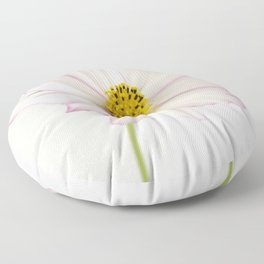 Sensation Cosmos White and Pink Floor Pillow