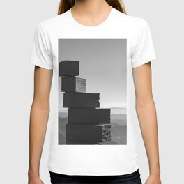 Montserrat B/W T-shirt