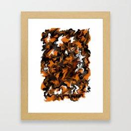 Tyger Tyger Burning Bright DPA180924a Framed Art Print