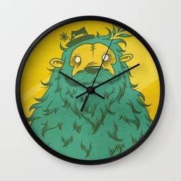 Monster Love! Wall Clock