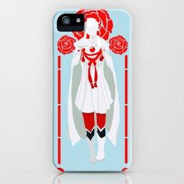 Shiroba iPhone Case