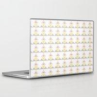 chicken Laptop & iPad Skins featuring CHICKEN by Ana Depuntillas