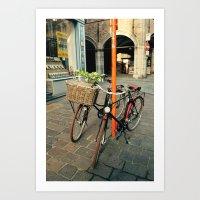 Local Living Art Print