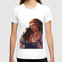 gypsy T-shirts featuring Gypsy by Ayu Marques