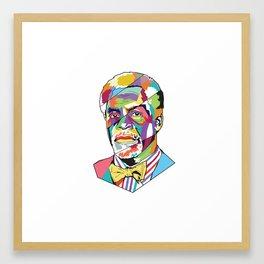 Henry Framed Art Print