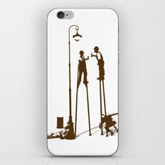 Higher level of sobriety iPhone & iPod Skin