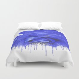 A rose by any other color Duvet Cover