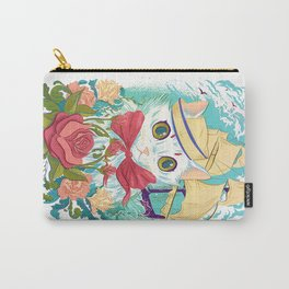 Sailor Kitty Carry-All Pouch