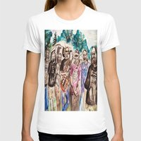 grateful dead T-shirts featuring Dark Star Orchestra Grateful Dead Painting by Acorn