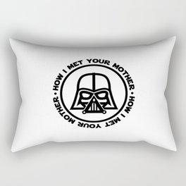 darth-mother Rectangular Pillow